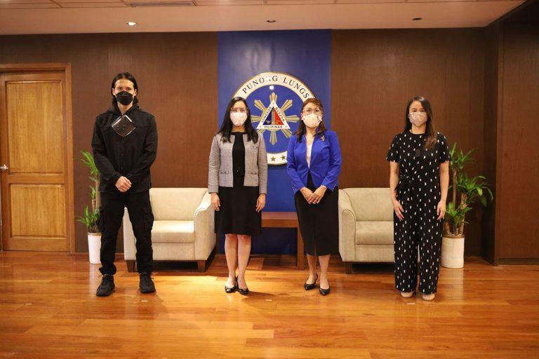 Itinalaga Bilang Bagong Presidente ng Quezon City University si Dr. Theresita V. Atienza